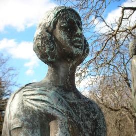 Gilda - Gyurkovics Mária síremléke