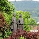 Szent István és Gizella