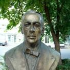 Márai Sándor-mellszobor