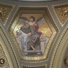 Szent István-bazilika: A négy evangélista mozaikja