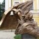 Gaal Konrád emlékműve