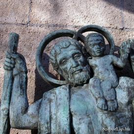 Szent Kristóf a kis Jézussal