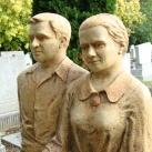 Garányi József és felesége síremléke