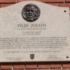 Tildy Zoltán-emléktábla