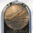 Gődér Béla síremléke