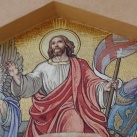 Az Új Köztemető épületeinek mozaikjai