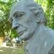 Déry Tibor szobra