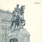 Gróf Andrássy Gyula szobra