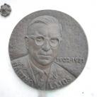 Bartha Lajos domborműves emléktáblája