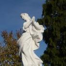 Szeplőtelen fogantatás-szobor