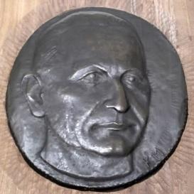 Korpássy Béla emléktáblája