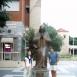 Teréz anya szobra szülővárosában