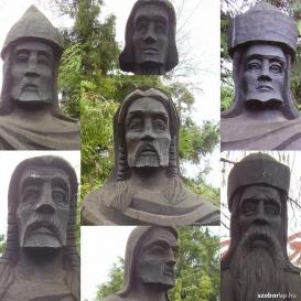 Hét vezér-szoborcsoport