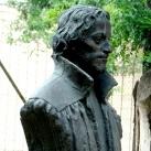 Philipp Melanchthon-mellszobor