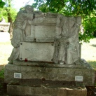 Thallóczy Lajos síremléke