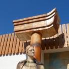 Ráday Gedeon-szoborkompozíció