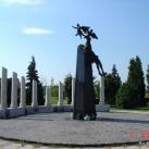 I. és II. világháború áldozatainak emlékműve
