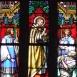 Szent Márton-katedrális üvegablakai