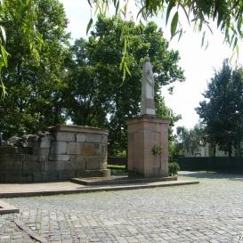 Zsolcai csata emlékműve