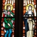 Tolcsvai római katolikus templom üvegablakai 4.
