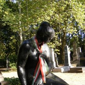 Benedek Jenő síremléke