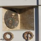 Kisfaludy Sándor és Szegedy Róza emlékműve