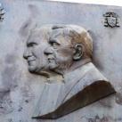 II. János Pál pápa és Stefan László püspök