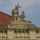 Püspöki Palota épületdísze II.