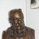 Steindl Imre mellszobra