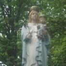 Mária a kisdeddel