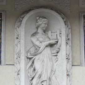 Péterfy Sándor utca 15. sz. ház épületdíszei