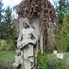 Hidasy Krisztina síremléke