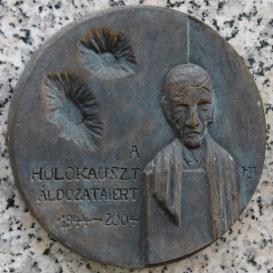 A holokauszt áldozataiért