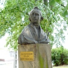 Franz Anton Maulbertsch mellszobra