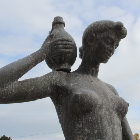 Tündér Ilona szökőkútja