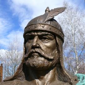 Árpád a magyarok vezére