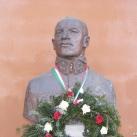 Kratochwill Károly szobra