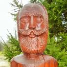 Dessewffy Arisztid szobra