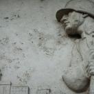 Emléktábla a 14. honvéd gyalogezrednek