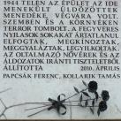 Slachta Margit-emléktábla
