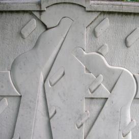 Vasilescu Jánosné síremléke