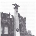 Szovjet repülősök emlékműve