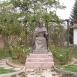 Gül Baba szobra