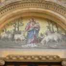 Jó Pásztor-mozaik