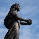 A Hortobágyra kényszermunkára kitelepítettek emlékére