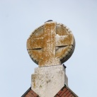 Szent István király templom szobordíszei