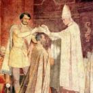 Ferenc József megkoronázása