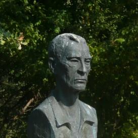 Szabó Pál mellszobra
