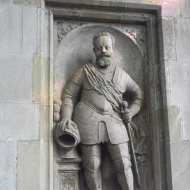 Pálffy Miklós síremléke