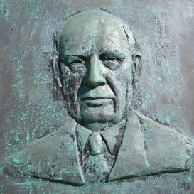 Neumann János-emléktábla